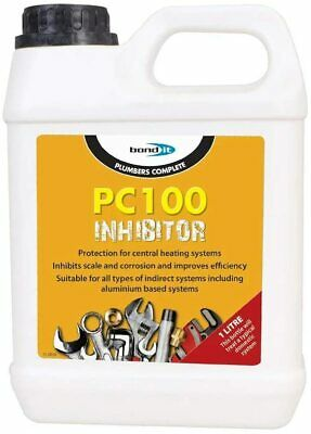 £6.89 • Buy Inhibitor Cleaner Boiler Central Heating System Protector 1l 1 Litre