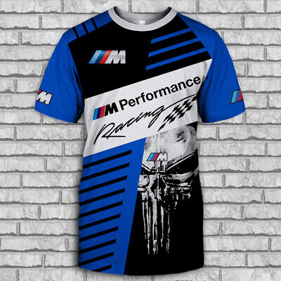 $ CDN18.58 • Buy BMW M-M2-M3-M4-M5-M8/Men's US 3D T-Shirt/Skull So Cool/BEST GIFT 6/Size S-5XL