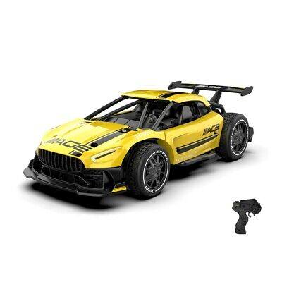 £25.70 • Buy 1:24 Scale 2.4GHz Remote Control High Speed Alloy RC Race Car Toys For Kids