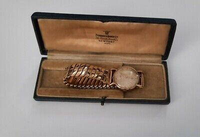 £1200 • Buy Women's Vintage Mechanical Watch UNO Swiss Gold, Working Perfectly