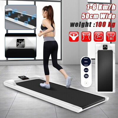 AU280 • Buy Electric Walking Pad Treadmill Home Office Exercise Machine Fitness LCD Display