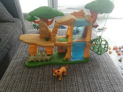 £19.99 • Buy Disney Lion Guard Playset With Figure