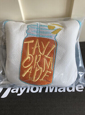£79.99 • Buy *BrandNew* TaylorMade Limited Edition 'PGA Pro Championship' Mallet Putter Cover