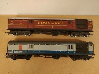 £29.99 • Buy 2 Hornby  Operating Royal Mail Carriages - 00 Gauge