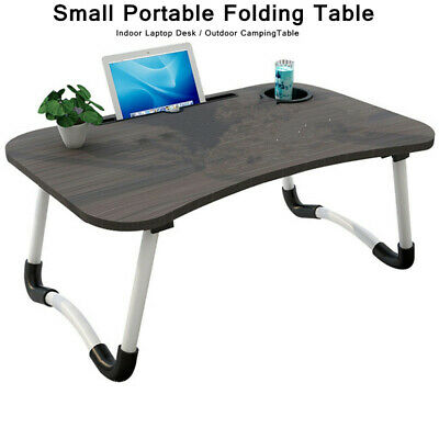 £10.88 • Buy Small Portable Folding Table Picnic Camping Dining Desk Sofa Bed TV Stand Tray