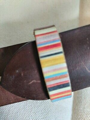 £39.99 • Buy Paul Smith Brown Leather Belt