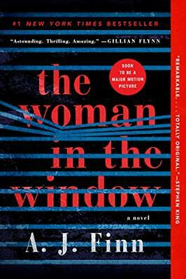 AU23.14 • Buy The Woman In The Window By Finn  New 9780062678423 Fast Free Shipping*-