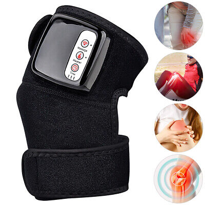 £20.89 • Buy Knee Joint Heat Therapy Massager Pain Relief Physiotherapy Vibration Machine UK