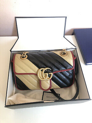 AU2500 • Buy Authentic Gucci Marmont Bags Come With Dust Bag And Box
