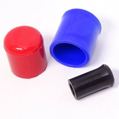 £5.73 • Buy Silicone Hose End Blanking Caps Plugs Pipe Finisher Bung Rubber Any Colour