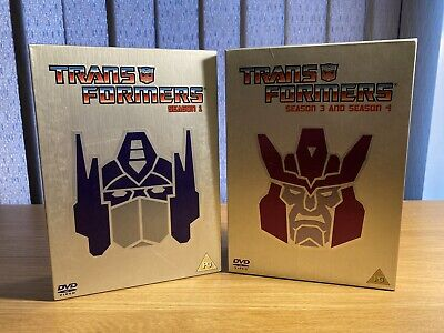 £19.99 • Buy Transformers RID Animated Kids Series 1 3 & 4 DVD Box Sets   Good Condition