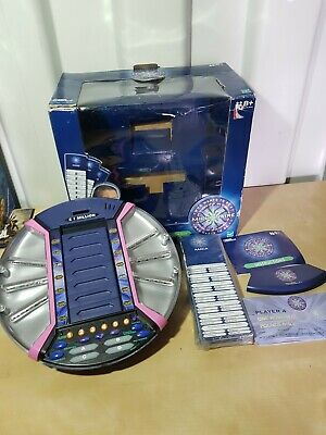 £14.99 • Buy Tiger Electronics Who Wants To Be A Millionaire Game - Complete & Tested Working