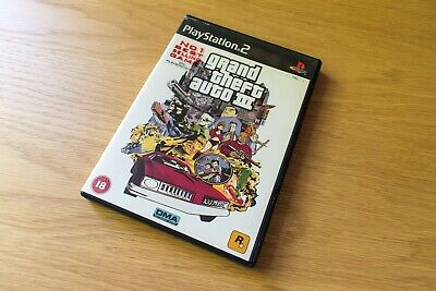 £4.99 • Buy Grand Theft Auto 3 PS2 Game Complete