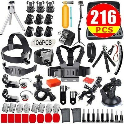 $ CDN24.76 • Buy  Accessories For GoPro Hero7 6 5 4 Action Sports Video Cam Kit GOPRO HERO Camera