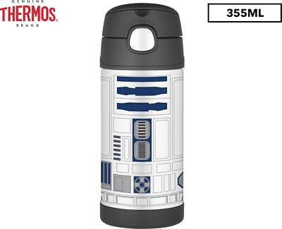 AU20 • Buy  Thermos 355mL FUNtainer Vacuum Insulated Stainless Steel Drink Bottle - R2D2