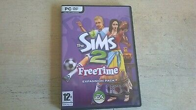 £5.99 • Buy The Sims 2 Freetime Expansion Pack - Pc Game Add-on - Original & Complete