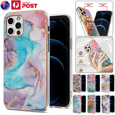 AU12.99 • Buy For IPhone 12 Mini 11 Pro Max XR XS/X 8/7/SE 2020 Case Pattern Shockproof Cover