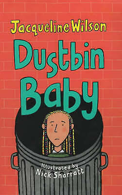 £2.70 • Buy Dustbin Baby By Jacqueline Wilson (Hardcover, 2001)