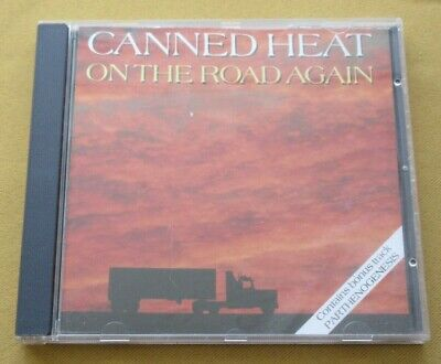 £5 • Buy Canned Heat - On The Road Again - Used Cd VGC