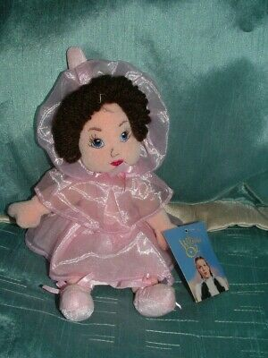£12.99 • Buy The Wizard Of Oz Pink Fairy Munchkin Beanie Plush Soft Toy With Tag (c)