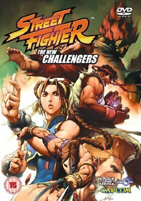£32.51 • Buy Street Fighter: The New Challengers [DVD] - DVD  FMVG The Cheap Fast Free Post