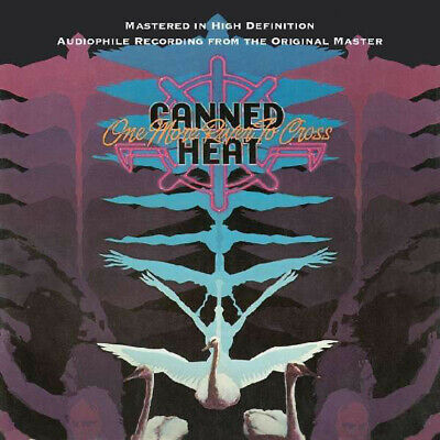 £5.99 • Buy Canned Heat One More River To Cross CD+Bonus Tracks NEW SEALED 2016 Remastered