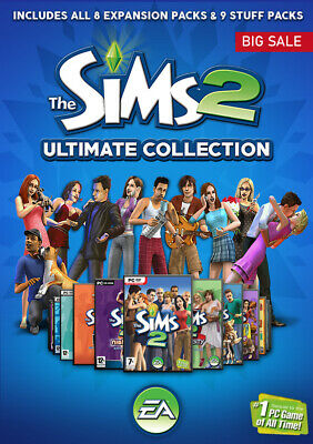 AU8.54 • Buy The Sims 2 Ultimate Collection ✅ Origin ✅ Full & Complete Collection