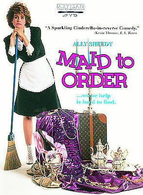 $10.55 • Buy Maid To Order - Ally Sheedy, Beverly D'Angelo, Michael Ontkean (DVD 411)