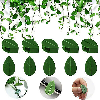 £4.51 • Buy Plant Climbing Wall Fixture Clips Invisible Vines Self-adhesive Fixing Clips UK