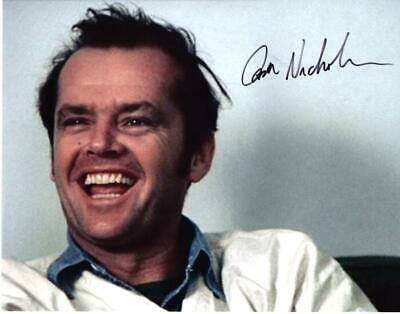 £108.61 • Buy Jack Nicholson Autographed 11x14 Picture Signed Photo Pic Includes COA