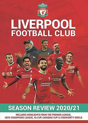 £18.99 • Buy Liverpool FC Season Review 2020/21 New DVD / Free Delivery