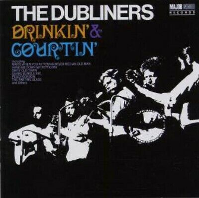£4.99 • Buy The Dubliners Drinkin' & Courtin' CD NEW SEALED 2012 Remastered Dirty Old Town+
