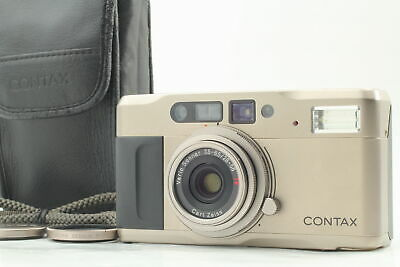 $ CDN481.83 • Buy [Almost MINT In Case] Contax TVS Point & Shoot Camera W/ Filter Cap From JAPAN