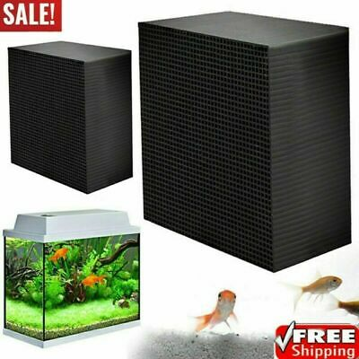 £8.99 • Buy Eco-Aquarium Water Purifier Cube Fish Tank Cleaning Activated Carbon Rubiks Cube