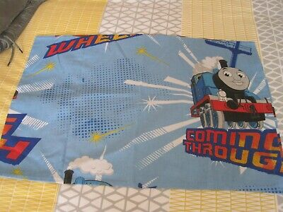 £1.99 • Buy Childs Bed Duvet Cover And Pillowcase - Single Bed - Thomas Tank Engine