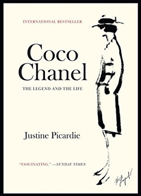 £20.86 • Buy Picardie Justine-Coco Chanel BOOK NEW