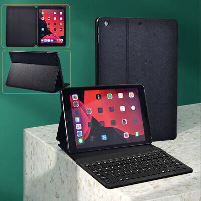 £10.99 • Buy  For Apple IPad/Mini/Air/Pro-Black Leather Stand Cover Case+Bluetooth Keyboard