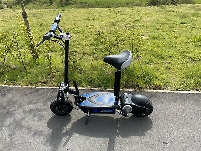 £250 • Buy Maf Evolution Upgraded X1000RS ELECTRIC OFFROAD E Scooter 1000W 36v