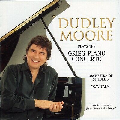£15 • Buy Dudley Moore Plays The Grieg Piano Concerto Parodies CD ~ EMI Records