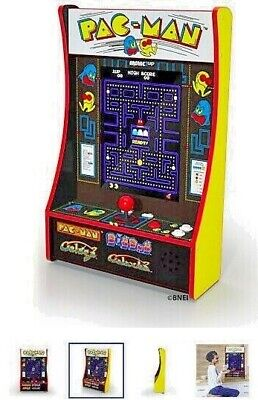 £149 • Buy Arcade 1 Up Partycade 16.7  LCD Game Machine, 4 Games Pacman Digdug Galaxian New