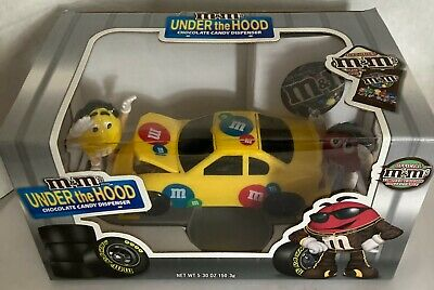 £21.29 • Buy M&M Under The Hood Chocolate Candy Dispenser Limited Edition Factory Sealed