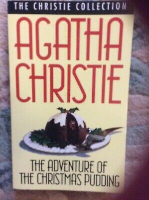£9.99 • Buy Agatha Christie - Poirot - The Adventure Of The Christmas Pudding