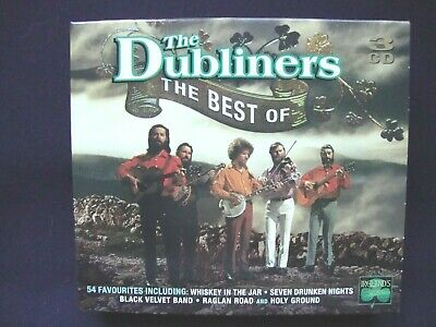 £6.50 • Buy THE DUBLINERS   3CD BOX - The Best Of .. (Like New)