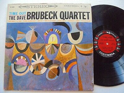 £11.68 • Buy DAVE BRUBECK QUARTET Time Out COLUMBIA CL CS 8192 Stereo 6 Eye Jazz LP HEAR