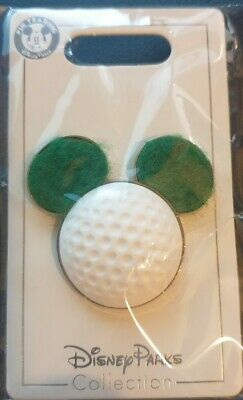 £12.95 • Buy Disney Mickey Mouse Head Icon 3D Golf Ball & Greens Pin - Free-D Element
