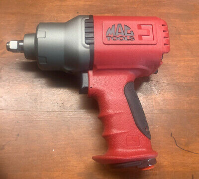 """$229 • Buy New Mac Tools 1/2"""" Drive Impact Wrench. 1000 Ft/lbs Toque."""