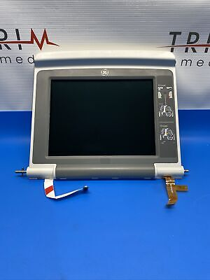 $225 • Buy GE Marquette Mac 5000/ 5500 LCD Display Assembly