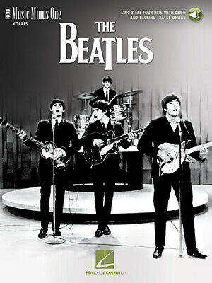 £14.54 • Buy The Beatles - Sing 8 Fab Four Hits With Demo And Backing Tracks Online Music Min