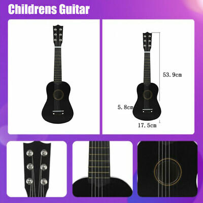 £9.99 • Buy 21 Inch Childrens Basswood Guitar Kids Musical Instrument Child Toy Gifts UK