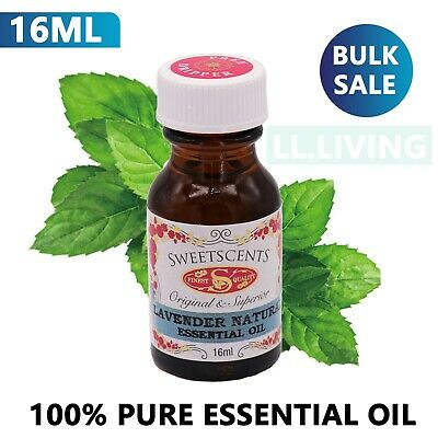 AU2.99 • Buy 16ml Essential Oil 100% Pure & Natural Aromatherapy Diffuser Fragrance Oil Aroma